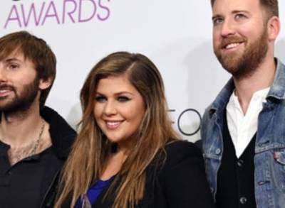 News video: Lady Antebellum's World Domination